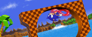 Green Hill Zone by Tricky-E