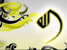 allah by Sa3D