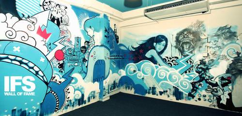 IFS Wall of Fame by BENQWEK