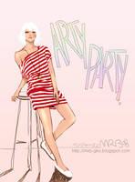 DAY06: fashion passion by BENQWEK