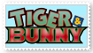 Stamp - Tiger + Bunny by KarniMolly