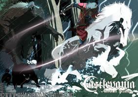 Gabriel's Leap of Faith by HeavyMetalHanzo