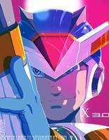 MegaMan X3 by HeavyMetalHanzo