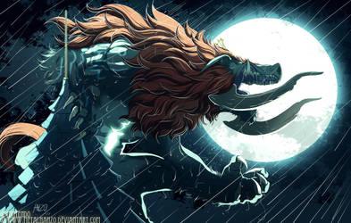 Zelda-Beast Ganon by HeavyMetalHanzo