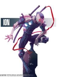 N.E.O.N.Manga -Ion- by HeavyMetalHanzo