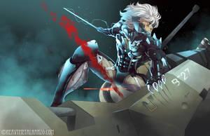Metal Gear Rising by HeavyMetalHanzo
