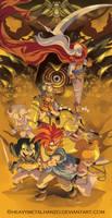 Chrono Trigger by HeavyMetalHanzo