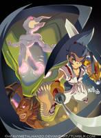 Brave Fencer Musashi by HeavyMetalHanzo