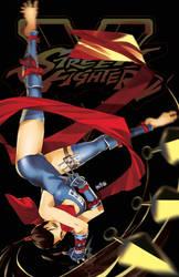 Street Fighter V-Ibuki by HeavyMetalHanzo