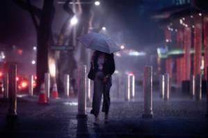 Braving the Night Rain 4 by dannyst