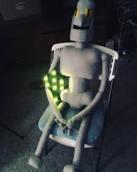 Dr.Kahls robot by clock-guy