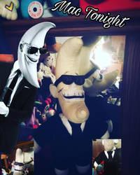 Mac Tonight plush  by clock-guy
