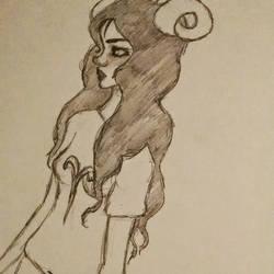 Aradia Megido by karkatzoe