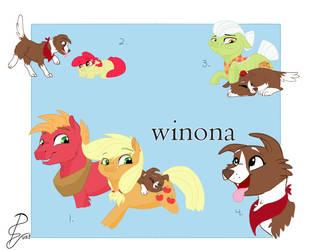 Winona by PoownDraww