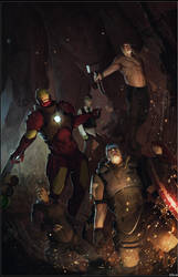 The Ultimates by bradwright