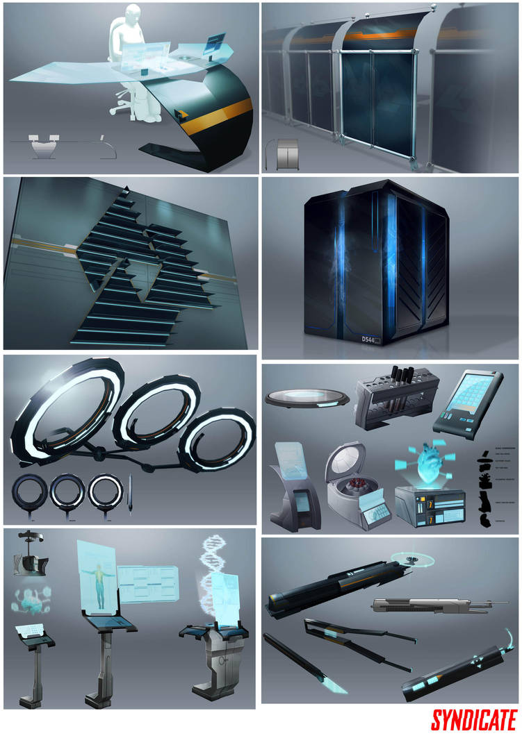 Syndicate Concept25 by bradwright
