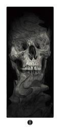 Fragmented skull2 by bradwright