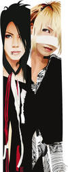 .WIP. Gazette Vector by impalementofhearts