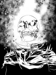 Ghost Rider by joshhood