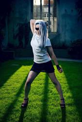 Razorgirl by WanderlustModel