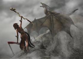Dragon Call by RawArt3d