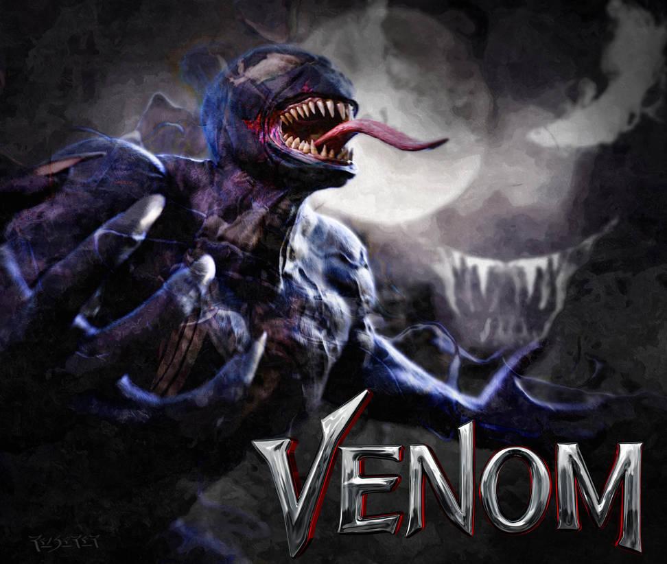 Venom2 by RawArt3d