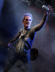 Old School Rock and Roll by RawArt3d