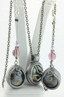 Lilac lullaby set_b by Tuile-jewellery
