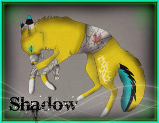 Shadow-For art trade! by DeathSpell1995