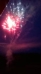 Fireworks by DeathSpell1995