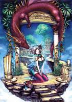 Dragonmaster by wacchi30