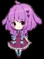 [Chibi COM] iyru by Kururu245