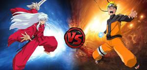 Death Battle: Inuyasha VS Naruto by DarkMousyxKagome