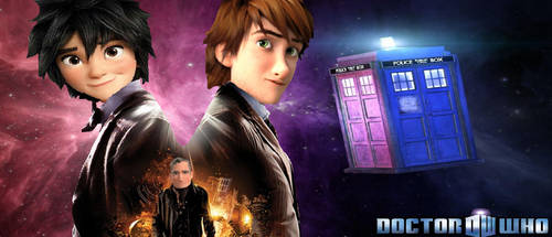Doctor Who (Hirocup Verison) by DarkMousyxKagome