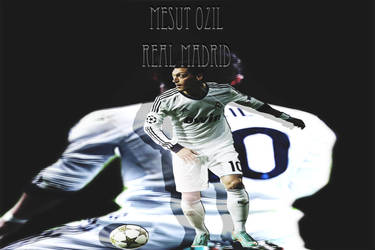 The Awesome Mesut Ozil by Argotte