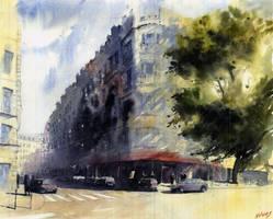 Rue Desaix by snataliee