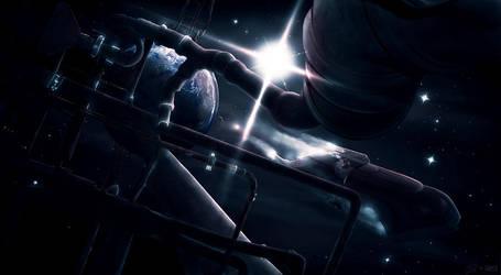 Glampunk Spacepipes by ErikShoemaker