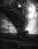 Black Fire Upon Us by ErikShoemaker