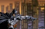 Batman Scott Campbell Townsend by juan7fernandez