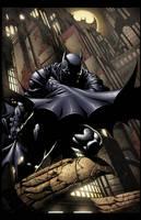 Batman by Finch by juan7fernandez