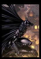 Batman by Verma, Prado, and Fernandez by juan7fernandez