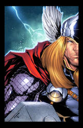 Thor by Adelso Corona by juan7fernandez