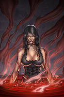 Grimm Fairy Tales_ Myth and Legend_20 cover by juan7fernandez