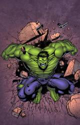 Hulk-Sajad-Colors by juan7fernandez