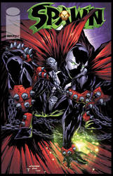 Spawn-recreation- by juan7fernandez