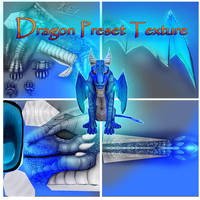 Updated - Free Dragon Preset Texture by Keawolf