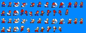 Mario Edits by Yoshi101333