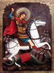 Saint George by GalleryZograf
