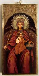 Our Lady Derzhavnaya by GalleryZograf