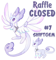[Raffle CLOSED] - #7 Shiftgem by KetLike
